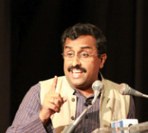 Wheather Kashmir is  a personal Estate of Abdullahs : Ram Madhav