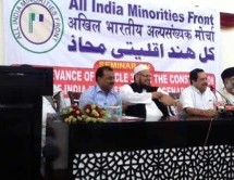 RSS leader Indresh demands debate on Article 370
