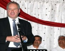 Bob Blackman Praises HSS Activities
