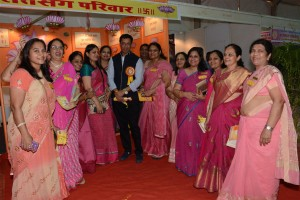 Madhur Bhandarkar at Hindu Spiritual & Srvice Fair 2016 (Custom) (Large)
