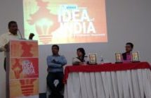 Nagpur witnesses a brain storming session on 'Idea of India'