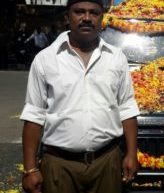 RSS Swayamsevak Rudresh 42, hacked to death at Shivajinagar, Bengaluru