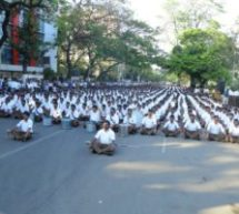 Impressive RSS Path Sanchalan held in Tamilnadu
