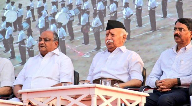 Bharatiya Classical music draws the world to truth, compassion and divinity – Dr. Mohan Bhagwat Ji