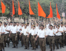 Kerala Cops collecting details of RSS swayamsevaks