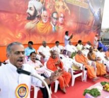 Pinarayi trying to destroy Sabarimala with the help of evangelicals, anti-Hindu forces