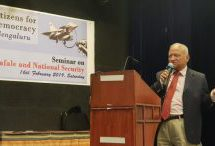 SEMINAR – Debate on Rafale, National Security and truths associated