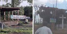 After towns and cities Missionaries and Islamists encroach forest lands