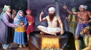 30 मई / बलिदान-दिवस – गुरु अर्जुनदेव