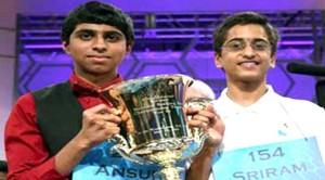 दो भारतीय-अमेरिकी बने स्पेलिंग बी प्रतियोगिता के सह-विजेता