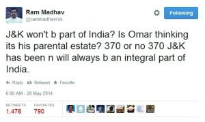 Ram-Madhav-on-Omar-May-28-2014