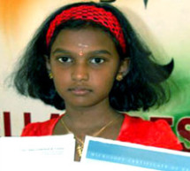 Vaishalini,from Bharat has the highest IQ in the World