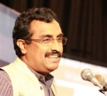 'Allegations against RSS are baseless, malicious and politically motivated' : Ram Madhav