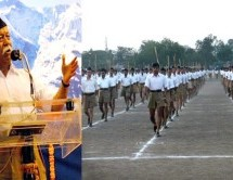 RSS chief sees welcome change, great hopes in the country
