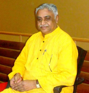 BJP need not be guided by RSS: Manmohan Vaidya
