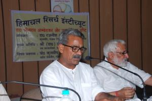 राष्ट्रनायक थे डाक्टर साहब अम्बेडकर : डा. कृष्ण गोपाल