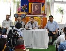 Indresh ji Pledges More Support Towards Tibetans