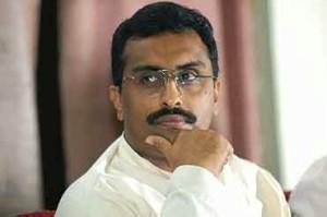 Ram Madhav joins BJP
