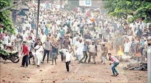 सहारनपुर दंगे का सच