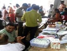 Medical Camp for Vanvasis at Bankura