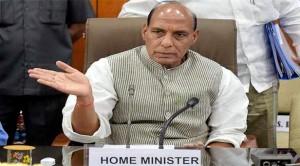 Home Minister- Rajnath ji