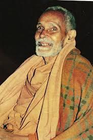 Shri Radha Baba alone