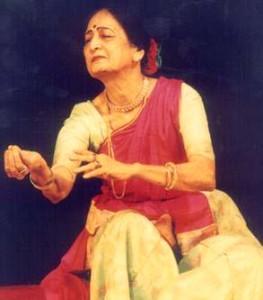 Rohini Bhate- Kathhak Guru