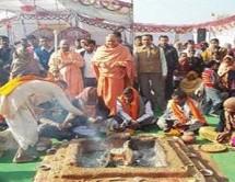 60 मुस्लिम परिवारों ने इस्लाम छोड़ अपनाया हिंदू धर्म