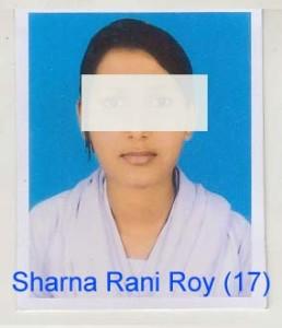 Sharna Rani Roy