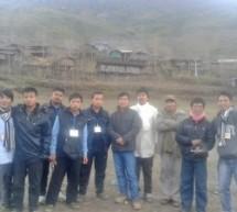 SARHAD KO SALAM group returned from Taksing tour