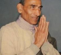 07 January/ The real ajatshatru Sh. Laxman Bhide