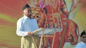 P.P. Sarsanghchalak Invokes Tagore, Appeals For 'Hindu Rashtra'