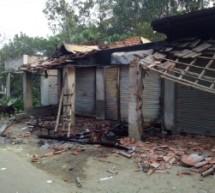 Jihadi mobs ruthlessly persecute Hindus in Usti, West Bengal
