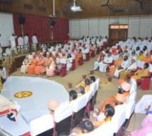 संतों के तप की शक्ति हिंदू समाज को जागृत व एकत्रित कर सकती है – सरसंघचालक मोहन भागवत