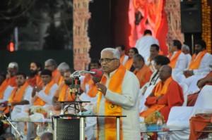 'No Hindu without Bharat and No Bharat without Hindus' : Bhaiyyaji Joshi
