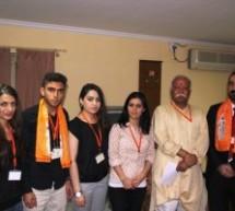 हमारी सांस्कृतिक जड़ें भारत से जुड़ी हैं – यजीदी प्रतिनिधिमंडल