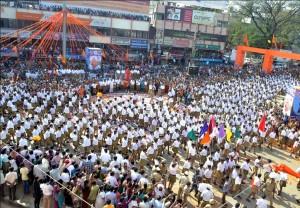 'Conversion is a matter of key Concern': Mangesh Bhende at PARIVARTAN Samavesh