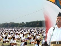We don't need to show strength, We have our own : Sarsanghchalak Mohan Bhagwat