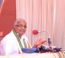 Suresh Bhayyaji Joshi re-elected as SAR KARYAVAH of RSS for next 3 years