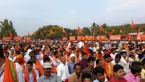 VHP strongly condemns ban on Togadia, pledged for Hindu Unity at mega Hindu Samajotsav