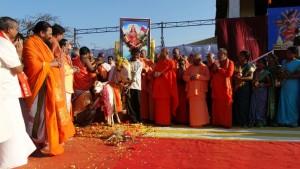 10 Lakh citizens across Karnataka participated in 21 Hindu Samajotsava's