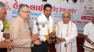 Badminton legend Pullela Gopichand conferred with 'Hindu Ratna' award by VHP