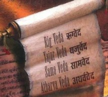 How the four Veds and other sacred texts in Hinduism guide one's conduct