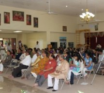 Hindu Sanghatan Diwas organized by HSS in Houston (USA)