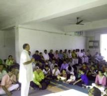 सीमाजन छात्रावास में 'परिवार प्रबोधन' कार्यक्रम संपन्न