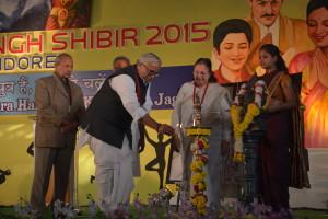 भारतीय चिन्तन हराने में नहीं, मन जीतने में विश्वास रखता है – सुरेश भय्या जी जोशी