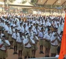 Akhil Bharatiya Shrung Ghosh Sanchalan held at Bengaluru