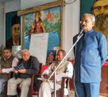 अभावग्रस्त बस्तियों में स्वास्थ्य सेवाएं उपलब्ध कराएगी सेवा भारती