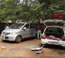 केरल में कलेक्ट्रेट के बाहर कार में विस्फोट