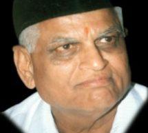 Senior RSS Pracharak Rambhau Haldekar passed away in Hyderabad